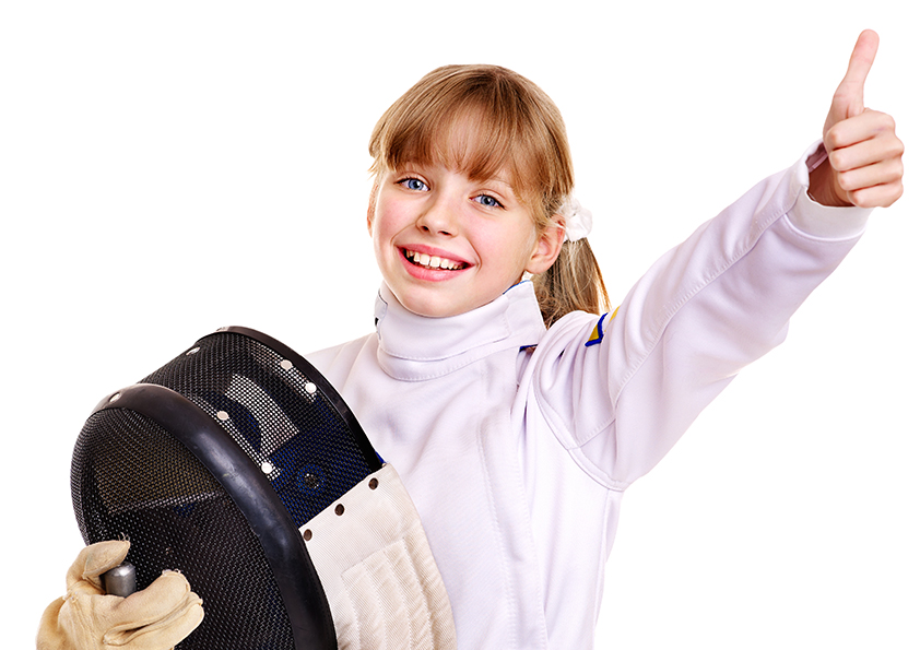 Children's Beginner Fencing Course
