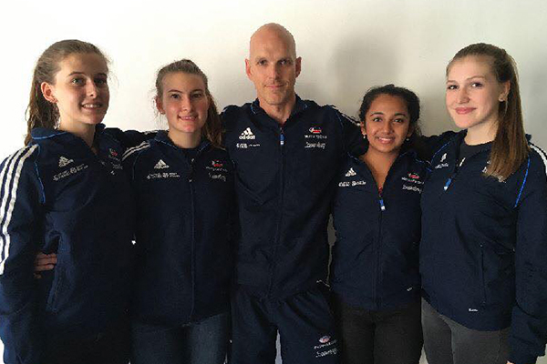 TFC Fencers Compete For GB In Bulgaria