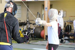SABRE SUMMER TRAINING CAMP 2020 @ Cornwall Fencing Centre