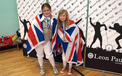 Cornwall LPJS Foil, Epee & Sabre 2019