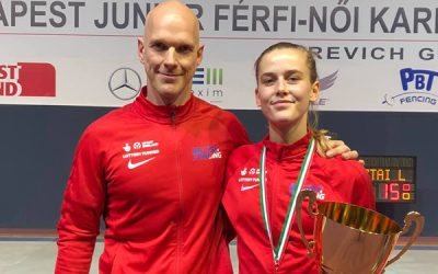 Outstanding Results – Junior World Cup