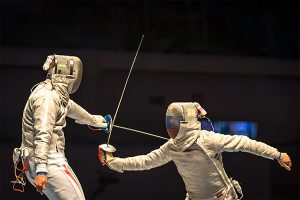 Adult Beginner Fencing Course @ Truro Fencing Centre