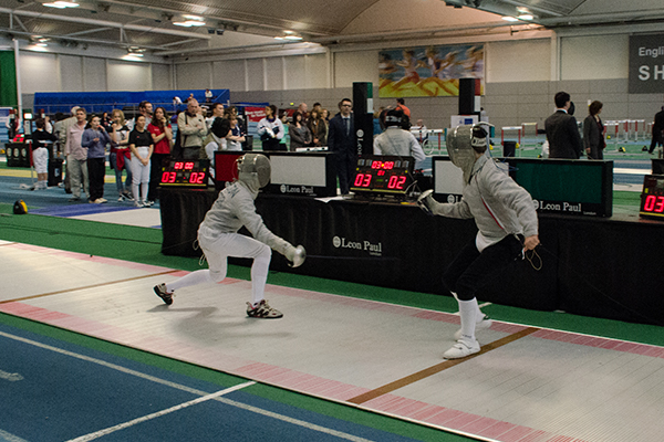 Fencing Sabre – A Practical Guide For Parents